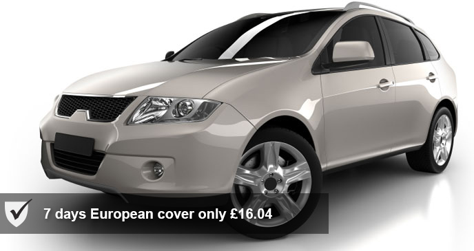 Vehicle Hire Excess Insurance image